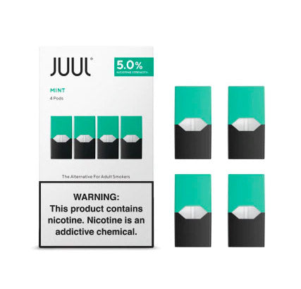 Juul Pods Cool Mint 5%