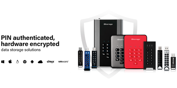 iStorage product range