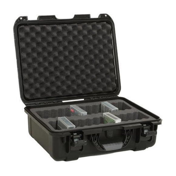 LTO/DLT Tape Waterproof Protective Case - 30 Capacity (with jewel case)