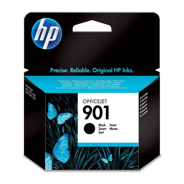 HP 901 Black Original Ink Cartridge (CC653AE)