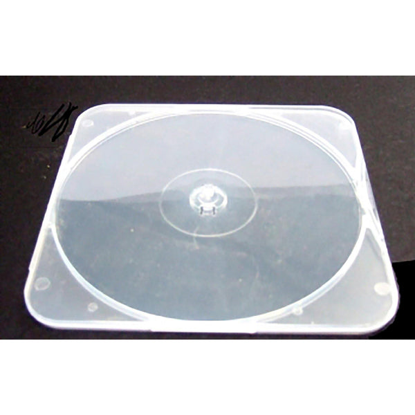 CD Clam Shell Square - 100 Pack