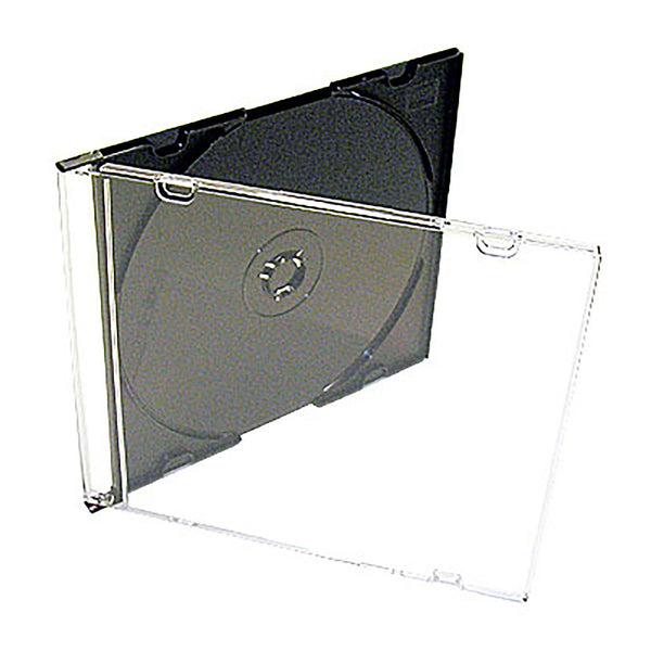 CD Slimline Jewel Case - 100 pack - PMD Magnetics