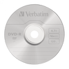 Verbatim DVD-R 4.7GB Branded - 25 Cakebox - PMD Magnetics