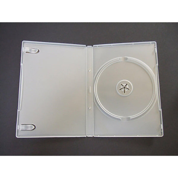 DVD Case Clear Single - 100 Pack