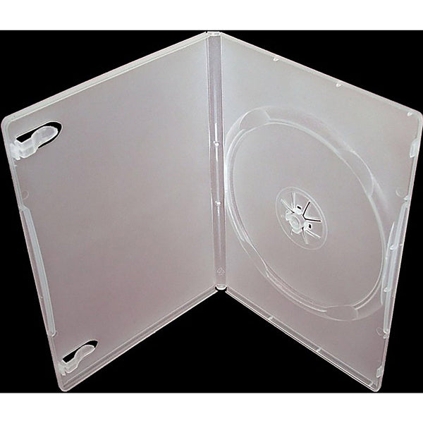 DVD Case Clear Slim - 100 Pack