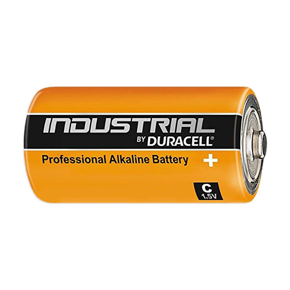 Duracell Industrial C Cell Alkaline - 10 Pack