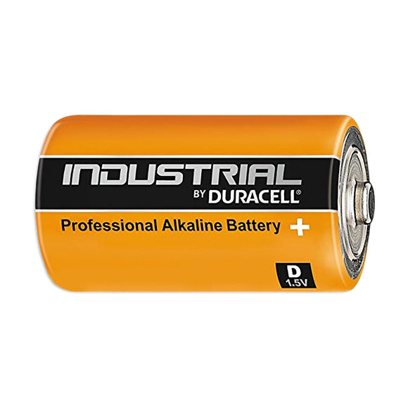 Duracell Industrial D Cell Alkaline - 10 Pack