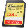 SanDisk Extreme Plus SDXC Memory Card 128GB