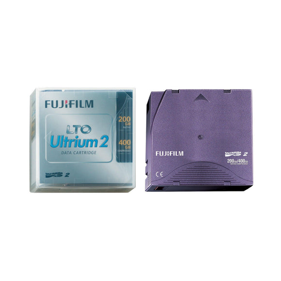 Fujifilm LTO Ultrium 2 in Case