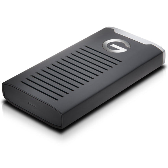 G-Technology G-DRIVE Mobile SSD R-Series USB-C