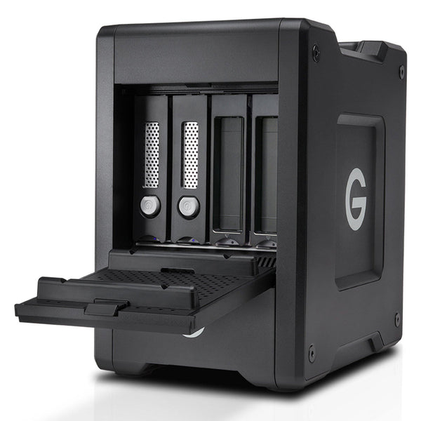 G-Technology G-SPEED Shuttle 4-Bay ev Series HDD - Thunderbolt 3