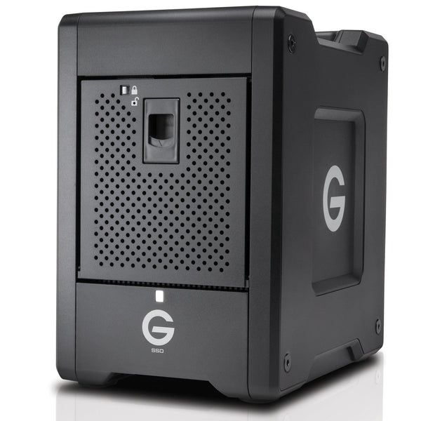 G-Technology G-SPEED Shuttle 8-Bay SSD Thunderbolt 3