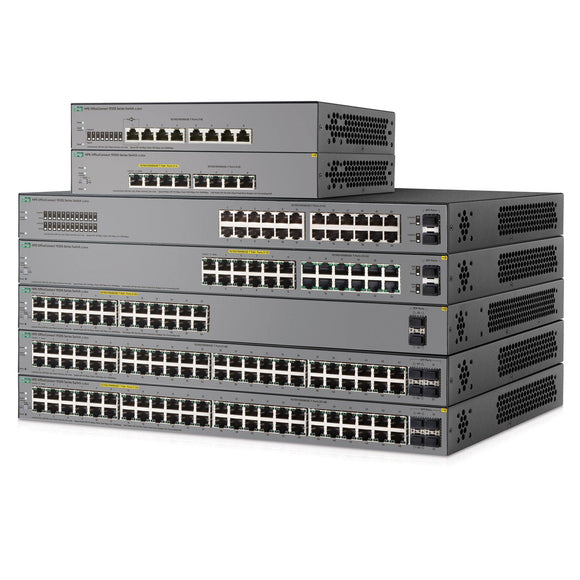 HPE OfficeConnect 1920 Switch Series