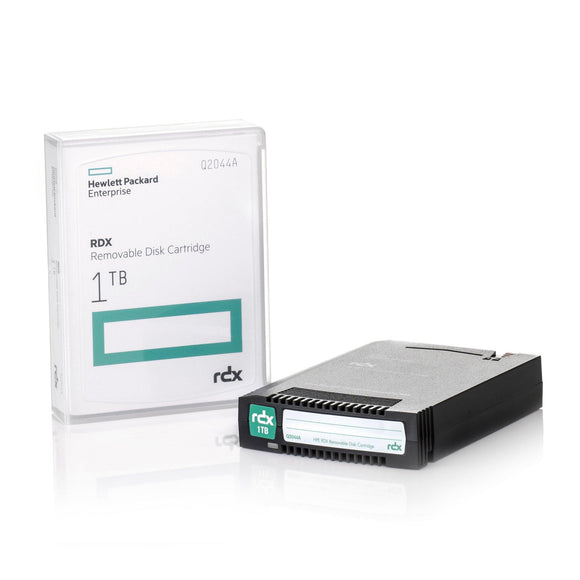 HPE 1TB RDX Removable Disk Cartridge - Q2044A