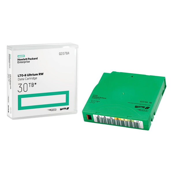 HPE LTO 8 Data Tape Q2078A