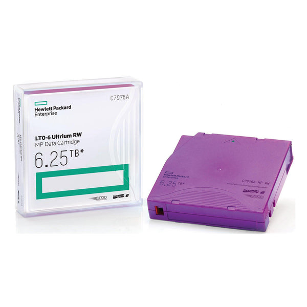 HPE LTO 6 in Case
