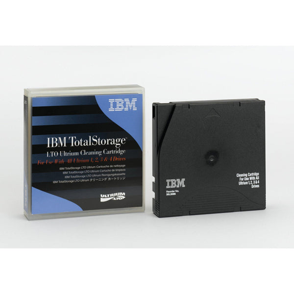 IBM LTO Universal Cleaning Tape