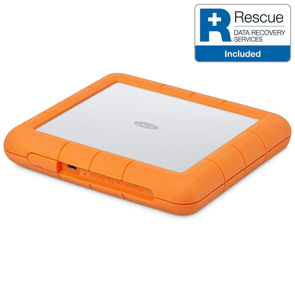 LaCie Rugged RAID Shuttle 8TB USB-C STHT8000800