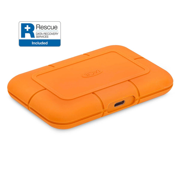 LaCie Rugged SSD - USB-C / USB 3.0
