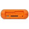 LaCie Rugged RAID Pro 4TB HDD USB-C / SD Reader Front