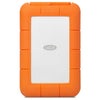 LaCie Rugged RAID Pro 4TB HDD USB-C / SD Reader Top