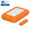 LaCie Rugged RAID Pro 4TB HDD USB-C / SD Reader