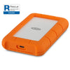 LaCie Rugged Mini HDD USB-C (4TB - 5TB)