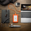 LaCie Rugged Mini HDD USB-C Environment