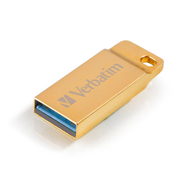 Verbatim Metal Executive USB 3.0 Flash Drive