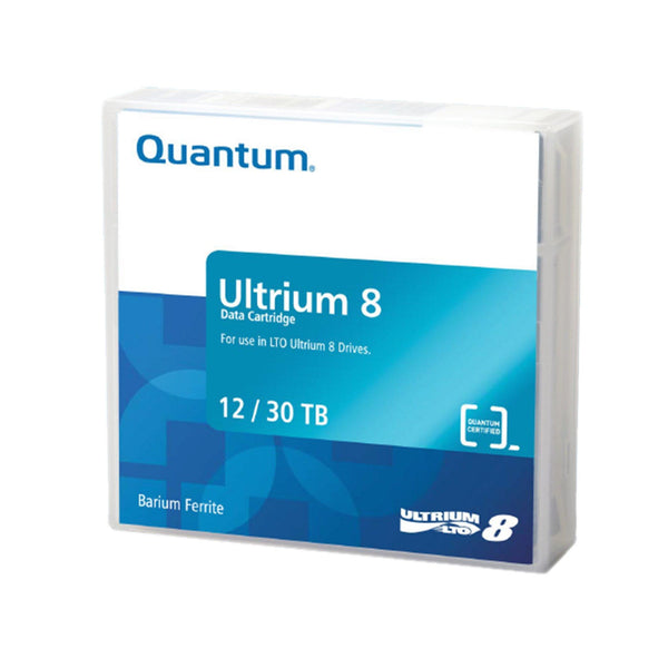 Quantum LTO 8 in Case