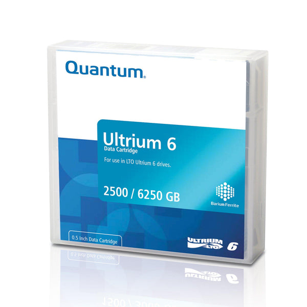 Quantum LTO 6 in Case