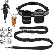 Outdoor Pet Dog Cat Running Jogging Padded - Shopnr1
