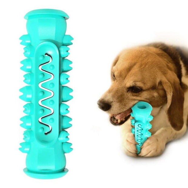 Dog Toothbrush Stick Pet Chew Toys - Shopnr1