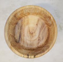 Load image into Gallery viewer, BH01 - Solid Hickory Bowl