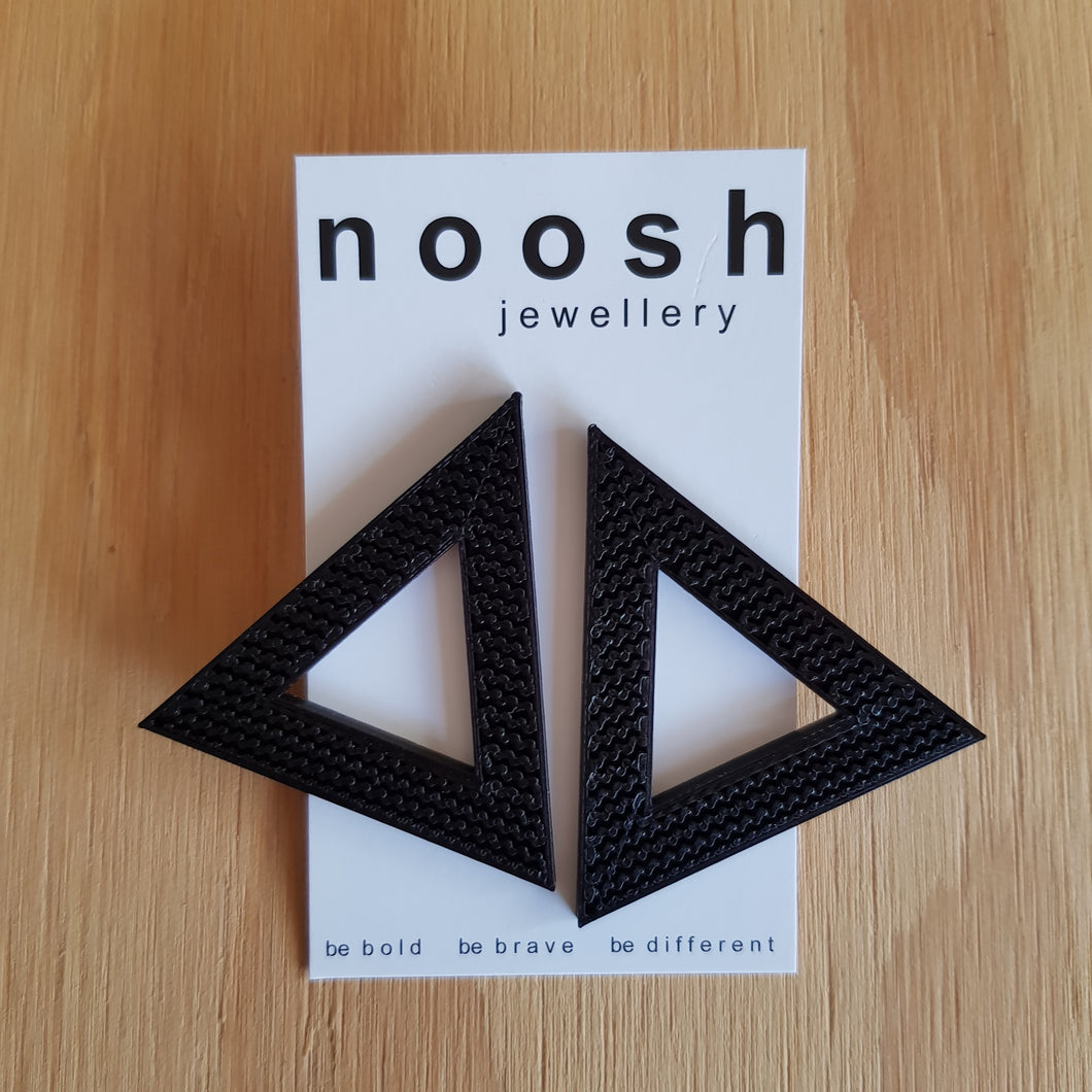 Item 160 - Mega Triangle Studs