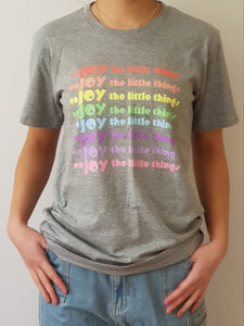 enJOY the Little Things Tee - Adults