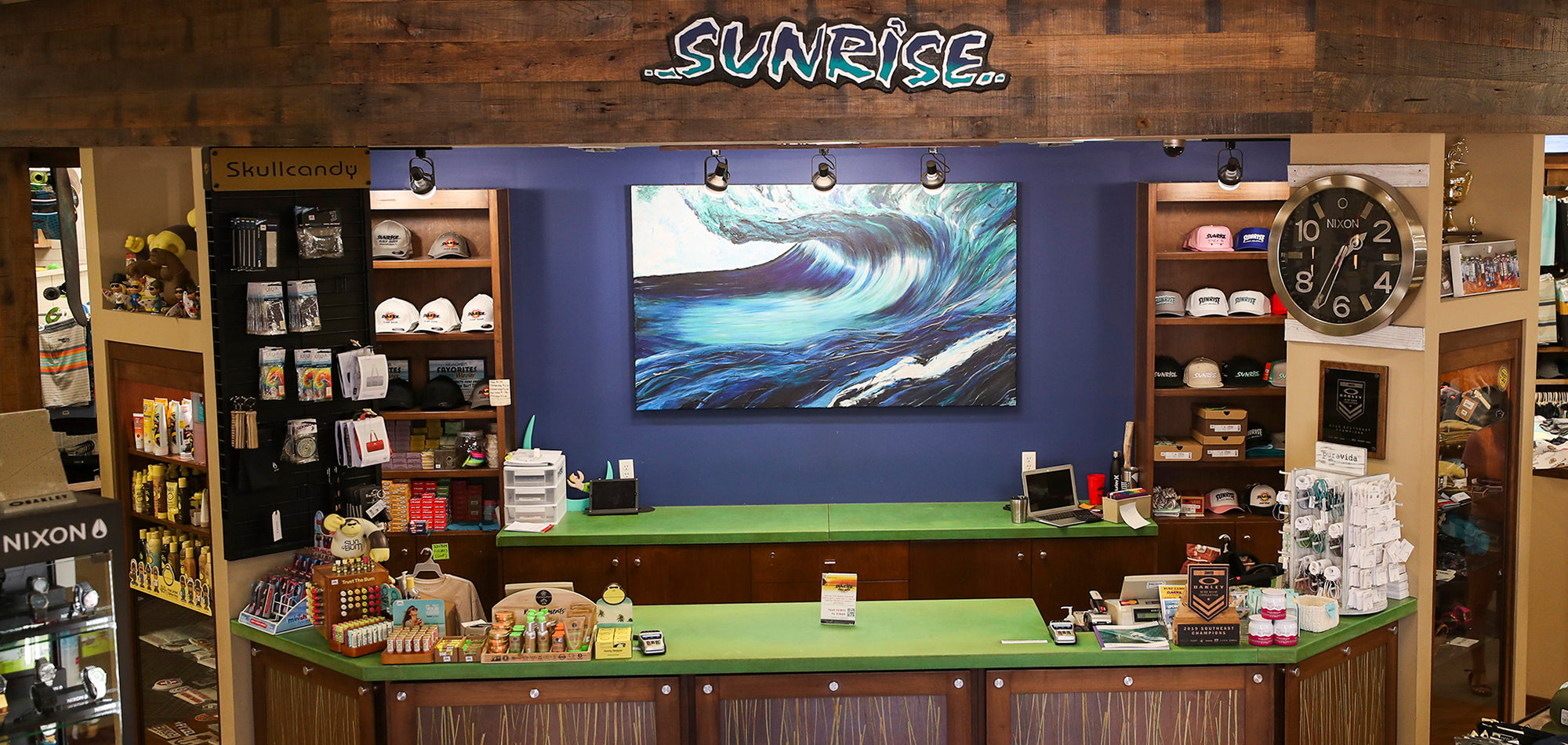 Sunrise Surf Shop - store