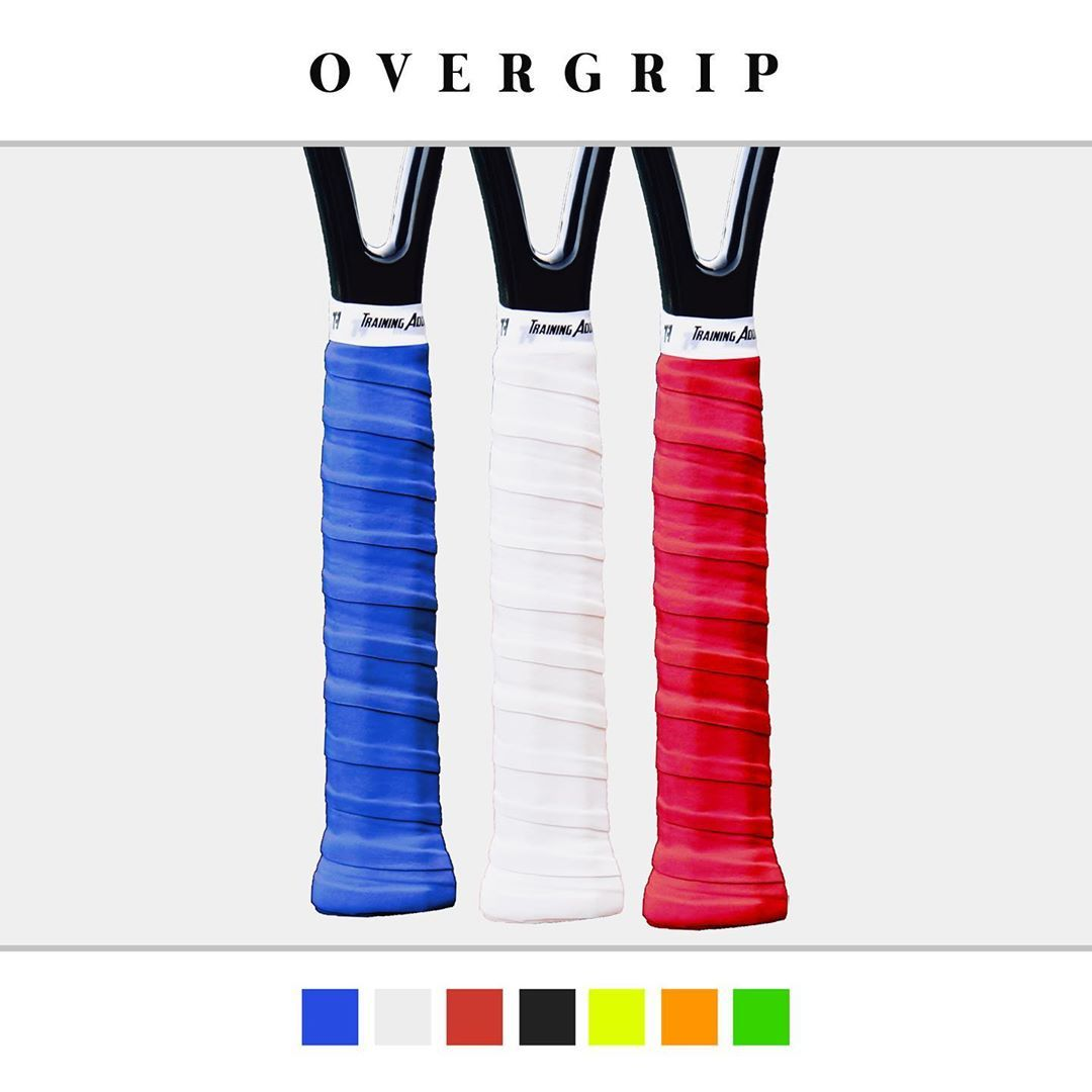 Pack 12 surgrips multicolores - Mytennishop