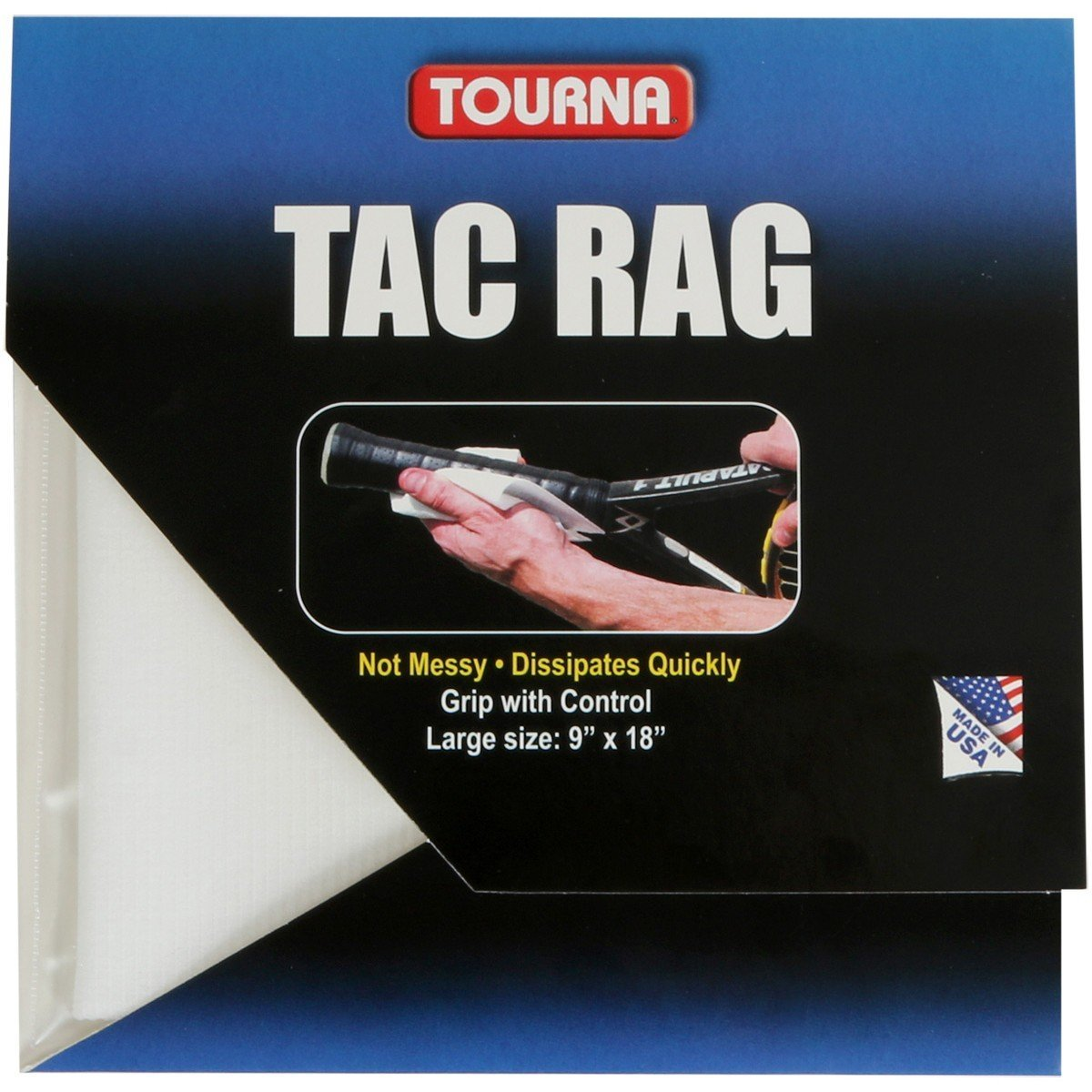 Tac Rag - Serviette grip & surgrip - Mytennishop