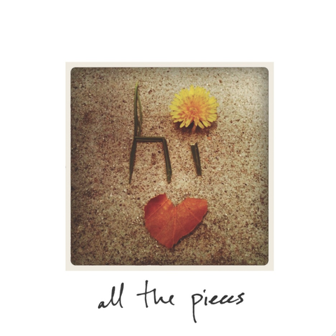 """All The Pieces"" Photobook - $̶1̶0̶"