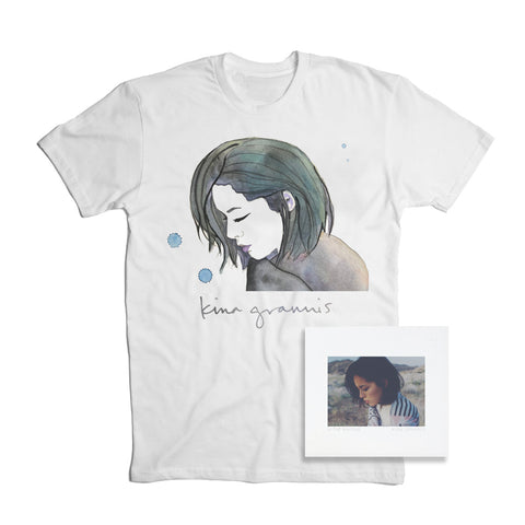 *NEW* CD + Self Portrait Tee Bundle