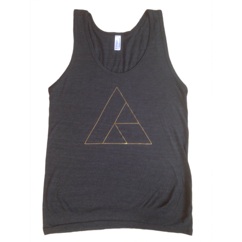 'Elements' Triangle Tanktop