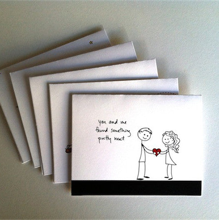 Lyric Greeting Cards ($̶1̶2̶)