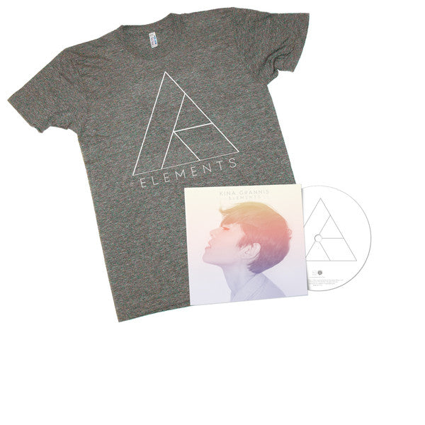 Elements CD + T-Shirt Bundle