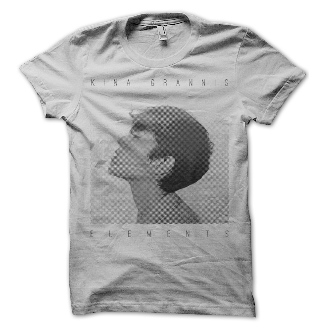 Kina Profile T-Shirt