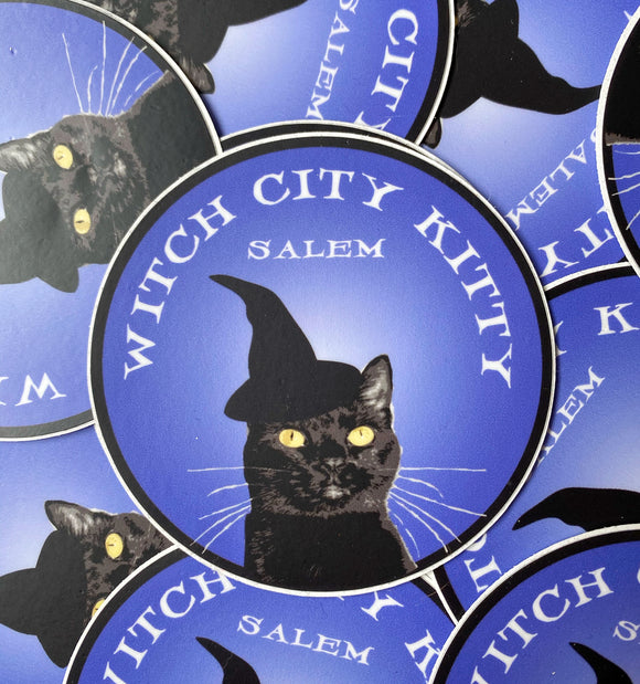 Witch City Kitty 3