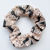 Cat-themed Scrunchies