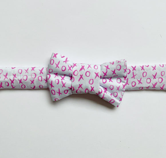 XOXO Bow Tie For Cats
