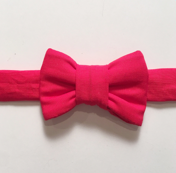 Classic Red Bow Tie for Cats