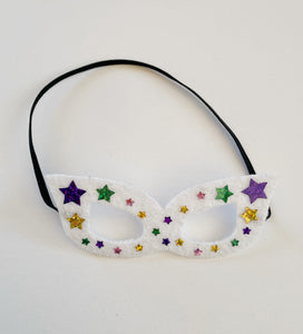 Mardi Gras mask for Cats